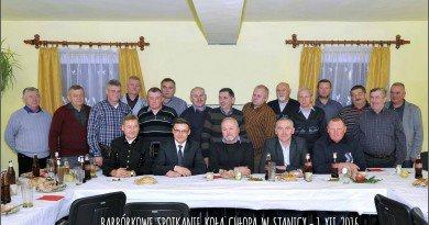 Barbórkowo – Andrzejkowe spotkanie Koła Chłopa w Stanicy