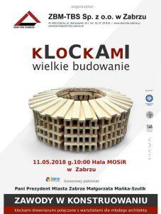 Zabrze: Zawody w konstruowaniu - coś dla młodych architektów @ Zabrze | śląskie | Polska