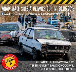 Gliwice: Moto weekend – Giełda Samochodowa - WRAK-RACE Silesia @ Gliwice | śląskie | Polska