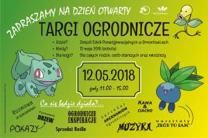 ZSP Ornontowice: Targi Ogrodnicze połączone z Dniem Otwartym @ Ornontowice | śląskie | Polska