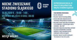 Chorzów: Nocne Zwiedzanie Stadionu Śląskiego @ Chorzów | śląskie | Polska