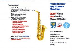 Wilcza: Przegląd Orkiestr Dętych Powiatu Gliwickiego @ Wilcza | śląskie | Polska
