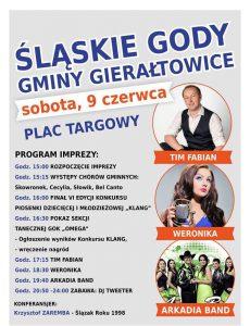 Gierałtowice: Śląskie Gody Gminy Gierałtowice @ Gierałtowice | śląskie | Polska