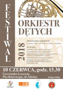 Czerwionka-Leszczyny: Festiwal Orkiestr Dętych @ Czerwionka-Leszczyny | śląskie | Polska
