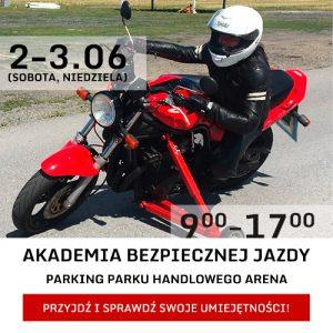 Arena Gliwice: Akademia Bezpiecznej Jazdy @ Gliwice | śląskie | Polska