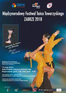 Zabrze: Międzynarodowy Festiwal Tańca Zabrze 2018 @ Zabrze | śląskie | Polska