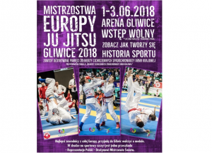 Gliwice: Mistrzostwa Europy Ju-Jitsu w Arenie @ Gliwice | śląskie | Polska