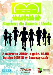 MOSiR Czerwionka-Leszczyny: Charytatywny Leszczyński Bieg Leśny @ Czerwionka-Leszczyny | śląskie | Polska