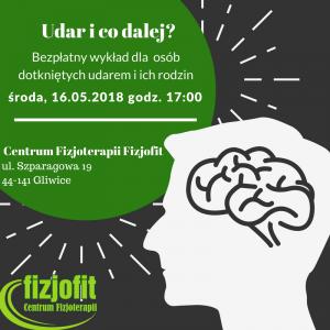 Udar i co dalej? – Bezpłatny wykład dla osób po udarach i ich rodzin @ Gliwice | śląskie | Polska
