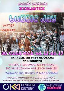 Knurów: Dzień Baniek Mydlanych @ Knurów | śląskie | Polska