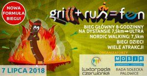 GB Luxtorpeda Czerwionka: Grill+Run=Fun 2018 @ Czerwionka-Leszczyny | śląskie | Polska