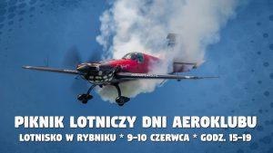 Rybnik: Piknik Lotniczy – Dni Aeroklubu @ Rybnik | śląskie | Polska