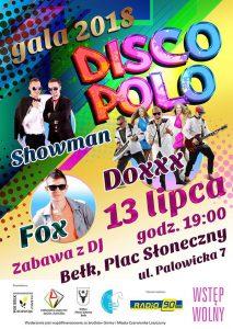 Czerwionka-Leszczyny: Gala Disco Polo 2018 @ Bełk | śląskie | Polska