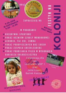 Knurów: Festyn na Koloniji @ Knurów | śląskie | Polska