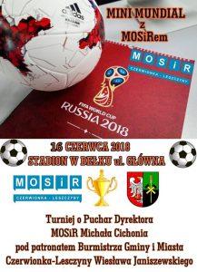 Czerwionka-Leszczyny: Gminny Mini Mundial dla zawodników z rocznika 2006 i młodsi @ Bełk | śląskie | Polska