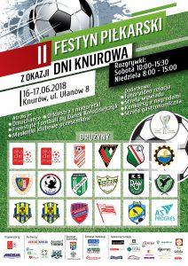 Knurów: II Festyn Piłkarski z okazji Dni Knurowa @ Knurów | śląskie | Polska
