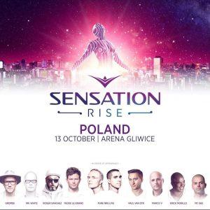 Podium Arena Gliwice: Sensation Poland 2018 @ Gliwice | śląskie | Polska