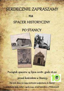 Pilchowice: Spacer historyczny po Stanicy @ Polska