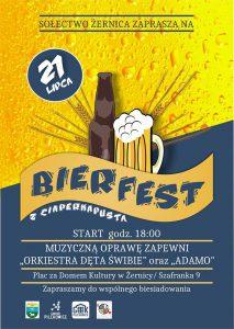 Żernica: III Bierfest w Gminie Pilchowice @ Żernica | śląskie | Polska