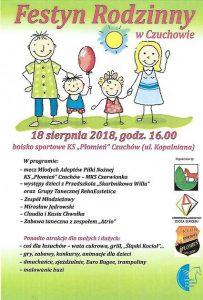Czerwionka-Leszczyny: Festyn Rodzinny w Czuchowie @ Czerwionka-Leszczyny | śląskie | Polska