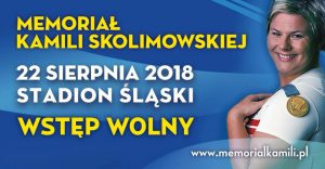 Stadion Śląski w Chorzowie: Memoriał Kamili Skolimowskiej @ Chorzów | śląskie | Polska