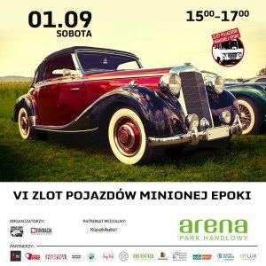 CH Arena Gliwice: VI Zlot Pojazdów Minionej Epoki @ Gliwice | śląskie | Polska