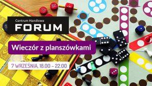 CH Forum Gliwice: Kolejny Planszówkowy Zawrót GŁOWY @ Gliwice | śląskie | Polska