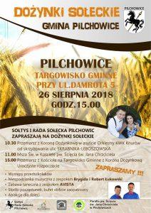 Pilchowice: Dożynki Sołeckie @ Pilchowice | śląskie | Polska