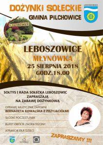 Leboszowice: Dożynki Sołeckie @ Leboszowice | śląskie | Polska