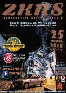 Zabrze: Ósme Zabrzańskie Klasyki Nocą @ Zabrze | śląskie | Polska