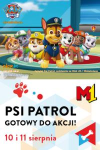Zabrze: Psi Patrol w w M1 @ Zabrze | śląskie | Polska