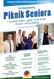 Gliwice: Rodzinny Piknik Seniora @ Gliwice | śląskie | Polska