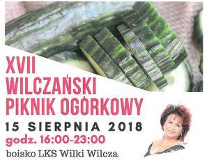 Pilchowice: XVII Wilczański Piknik Ogórkowy