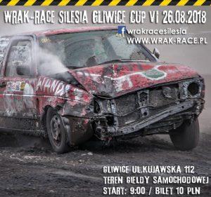 Gliwice: Wrak-Race Silesia Cup VI @ Gliwice | śląskie | Polska