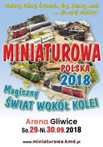 Arena Gliwice: Miniaturowa Polska 2018 @ Gliwice | śląskie | Polska