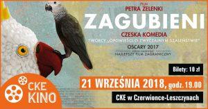 CKE Czerwionka-Leszczyny: Zagubieni – czeska komedia @ Czerwionka-Leszczyny | śląskie | Polska
