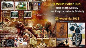 Gliwice: II WRM Poker Run im. Księdza Huberta Misiudy - rajd motocyklowy @ Gliwice | śląskie | Polska
