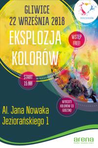 CH Arena Gliwice: Eksplozja Kolorów @ Gliwice | śląskie | Polska