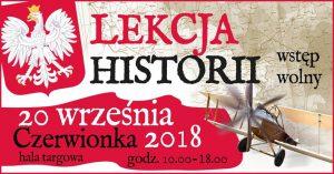 Czerwionka-Leszczyny: Lekcja Historii @ Czerwionka-Leszczyny | śląskie | Polska