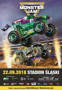 Chorzów: Monster Jam na Stadionie Śląskim @ Chorzów | śląskie | Polska
