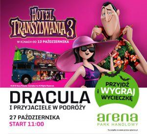 CH Arena Gliwice: Dracula i przyjaciele w podróży @ Gliwice | śląskie | Polska