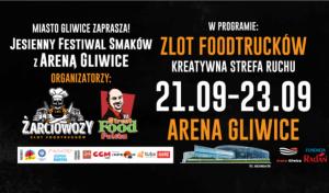 Gliwice: Festiwal Smaków pod Areną @ Gliwice | śląskie | Polska