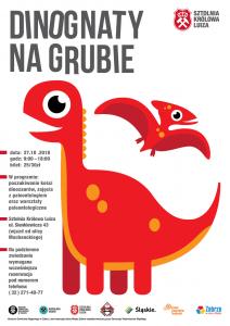 Sztolnia Królowa Luiza w Zabrzu: Dinognaty na grubie @ Zabrze | śląskie | Polska