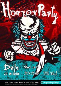 Kopalnia Guido w Zabrzu: Horror Party na Guido @ Zabrze | śląskie | Polska