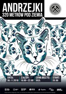 Kopalnia Guido w Zabrzu: Andrzejki 2018 @ Zabrze | śląskie | Polska