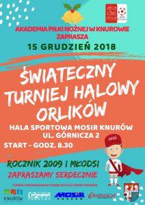 Knurów: Świąteczny Turniej Halowy Orlików @ Knurów | śląskie | Polska