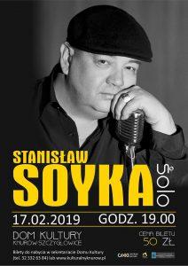 Dom Kultury Knurów-Szczygłowice: Stanisław Soyka- koncert
