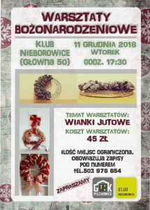 Nieborowice: Warsztaty Świąteczne @ Nieborowice | śląskie | Polska