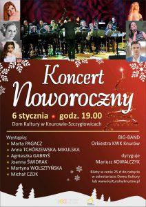 Dom Kultury Knurów-Szczygłowice: Koncert Noworoczny
