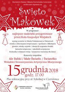 Czerwionka-Leszczyny: Zapraszamy na Święto Makówek